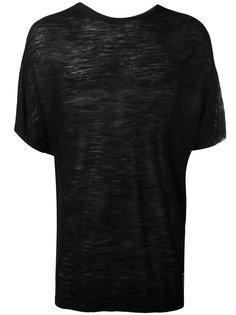 трикотажная футболка Onebyme