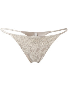 lacy mini thong Carine Gilson