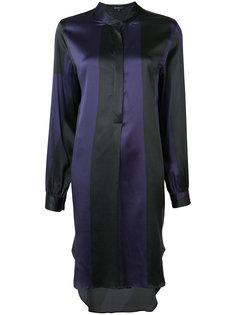платье в полоску Ann Demeulemeester