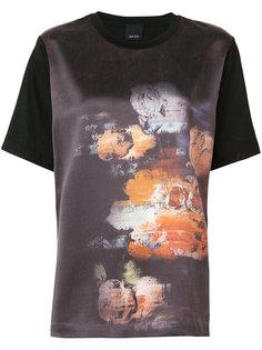 футболка Evening Josh Goot