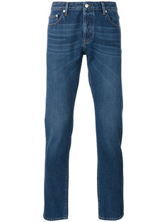 зауженные джинсы Officine Generale