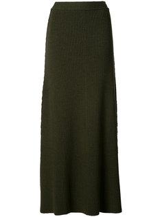 длинная юбка Josh Goot
