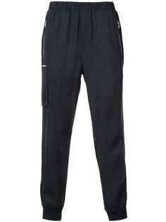 брюки с поясом на резинке Atm Anthony Thomas Melillo