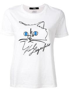 футболка D1 Karl Lagerfeld