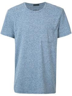 футболка с нагрудным карманом Atm Anthony Thomas Melillo
