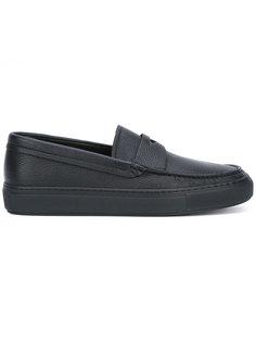 ботинки-лоферы Giorgio Armani