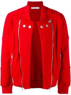 куртка со стеганой отделкой Pierre Balmain