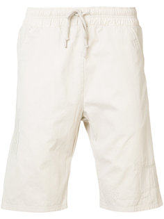 embroidered shorts John Elliott
