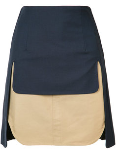 double layer skirt Toga