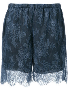 кружевные шорты с эластичным поясом Philosophy Di Lorenzo Serafini