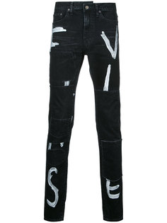 skinny jeans Maison Mihara Yasuhiro