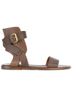 gladiator sandals  Michel Vivien