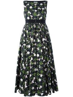 платье с цветочным рисунком Vivetta