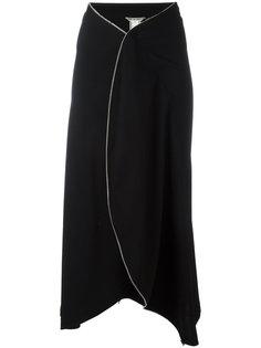 zip detail skirt Comme Des Garçons Vintage