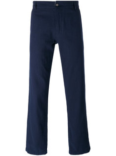 straight leg trousers Universal Works