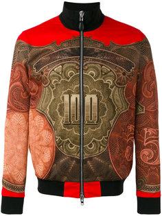 """куртка-бомбер  с принтом в стиле """"барокко"""" Givenchy"""