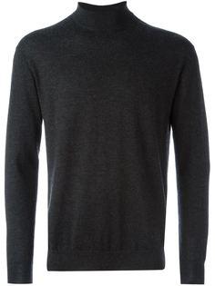 трикотажный свитер с высоким горлом N.Peal