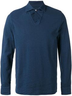longsleeved polo shirt   Danolis