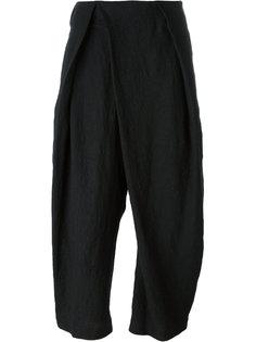 брюки со складками Lost & Found Ria Dunn