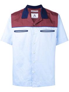 рубашка с короткими рукавами Andrea Pompilio