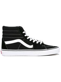 кроссовки на шнуровке Vans