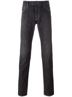 джинсы стандартного кроя Emporio Armani