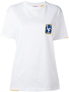 футболка Kamastura Leo Palm Angels