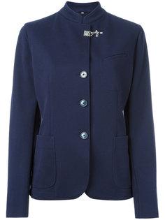 пиджак с застежкой на три пуговицы Fay