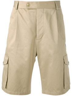 классические шорты карго  Moncler Gamme Bleu