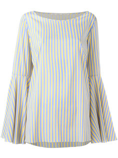 полосатая блузка Mr Mrs Shirt