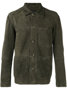 patch pocket jacket Closed