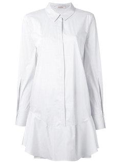 плиссированное платье-рубашка Dorothee Schumacher