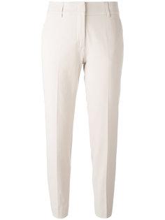 узкие брюки Piazza Sempione