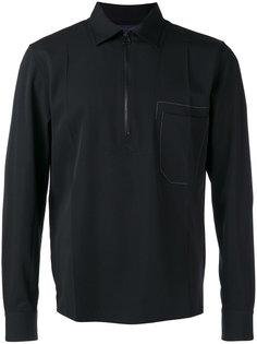 куртка с воротником на молнии Lanvin