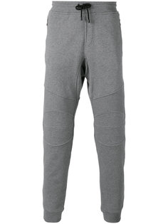 спортивные брюки с присборенными манжетами Belstaff