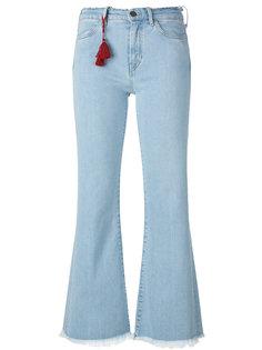 джинсы клеш Lou от Alex Carl Mih Jeans