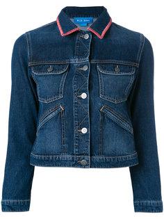 джинсовая куртка Stockholm от Amanda Norgaard Mih Jeans