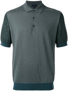 трикотажная рубашка-поло Lanvin