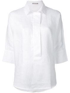 рубашка свободного кроя Hemisphere