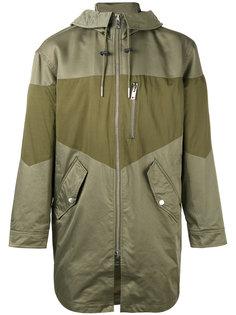 куртка в стиле милитари Diesel