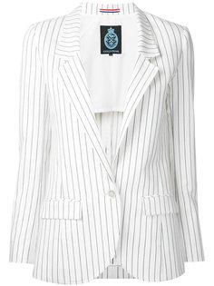 полосатый пиджак Guild Prime