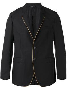 contrasting pipping blazer Tonello