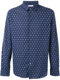 floral print shirt Boglioli