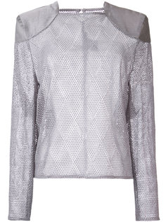 Croquet Lace Feint blouse Bianca Spender