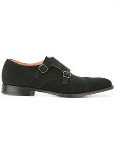 classic monk shoes  Churchs