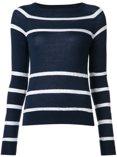 striped knit jumper  Jason Wu