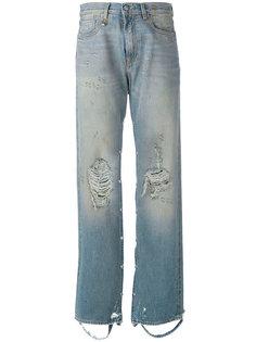 прямые джинсы R13