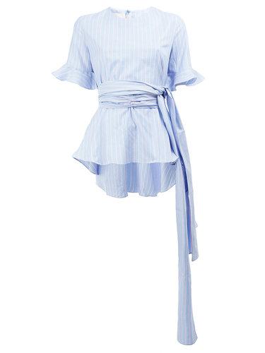 блузка с завязкой спереди Elaidi