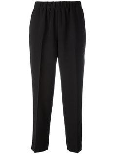 укороченные брюки с эластичным поясом Kiltie