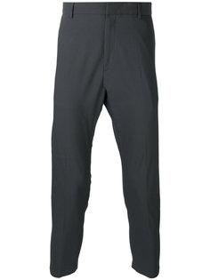 укороченные брюки скинни Jil Sander